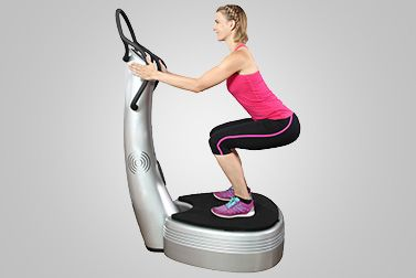 Power Plate Cybertraining mit 23 Kursen